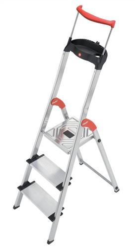 Hailo Step Ladder XXL 3 Steps Code 8853-001