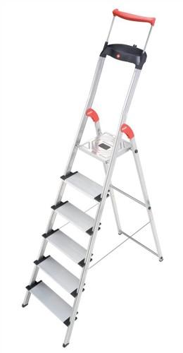 Hailo Step Ladder XXL 6 Steps Code 8856-001
