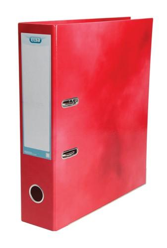 Elba Classy LAF A4 Red 400021004