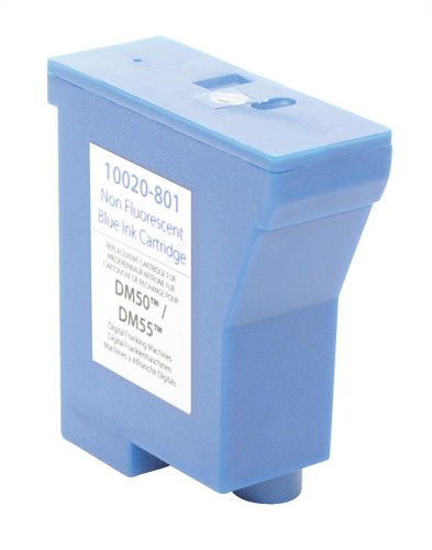 Pitney Bowes Compatible Blue Ink Cartridge DM50/55