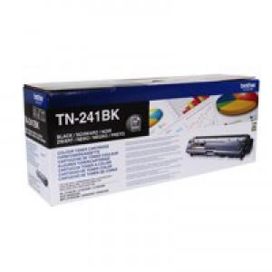 Brother TN241BK Laser Toner Cartridge Black