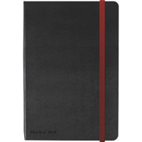 Black by Black n Red Notebook A5 Ref 400033673