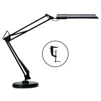 Swingo Fluorescent Desk Lamp Black 100340363 Each