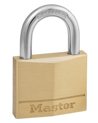 Masterlock 40mm Brass Padlock