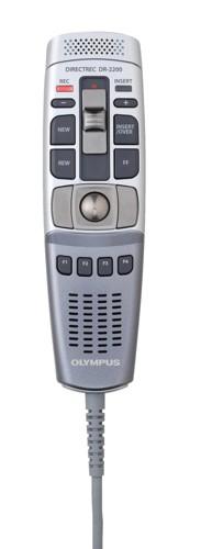 Olympus DR-2200 Professional USB Digital Dictation Device