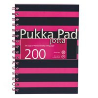 Pukka Pad Navy Jotta A5 Pink Code 6676-NVY