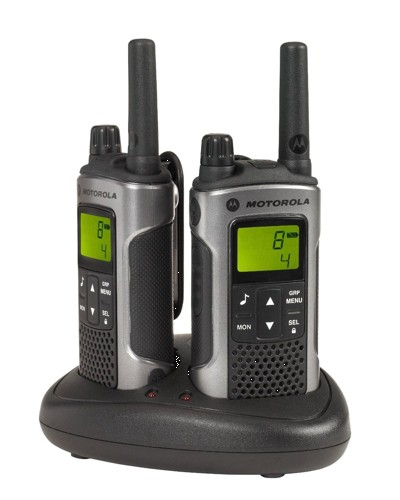 Motorola T80 2-Way Radio 50047