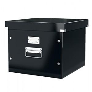 Leitz Archive Susp.File C&S Blk-60460095