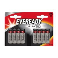 Eveready Silver Alkaline AA PK8