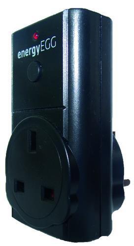 energyEGG  Additional Socket Black