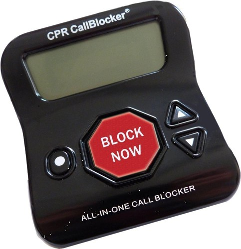 CPR V201 Big Button Call Blocker With Caller Display