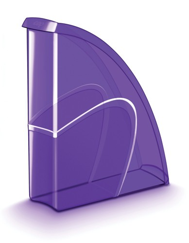 CepPro Happy Magazine Rack - Purple