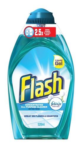 Flash Gel Flash Gel Cotton 520ml