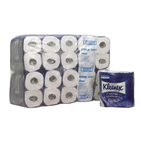 KLEENEX Toilet Rolls White Small Pk40