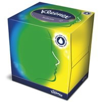 Kleenex Facial Tissue Cube White Pack 12