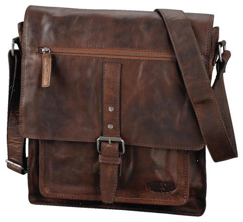 Pride & Soul Ethan Shoulder Bag Leather 47184