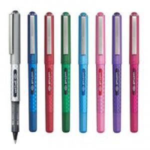 Uni-Ball Eye Designer Pen Assorted Pack 8