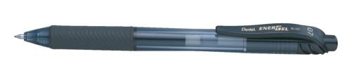 Pentel EnerGel X Rollerball Retractable Pen Black 0.7mm Medium Pack 12