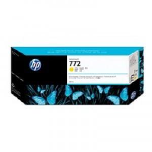 HP 772 Yellow DesignJet Cartridge CN630A
