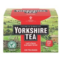 Yorkshire Tea Naked String & Tag Pack 100