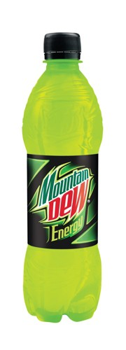 Mountain Dew Energy Drink 500ml Pack 24 A07703