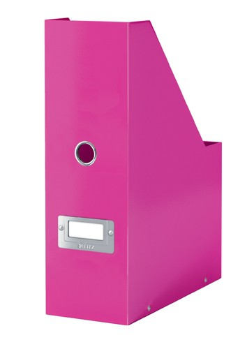Leitz Click & Store Magazine File Pink