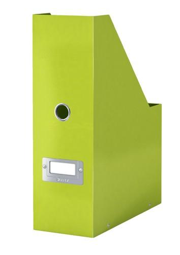 Leitz Click & Store Magazine File Green