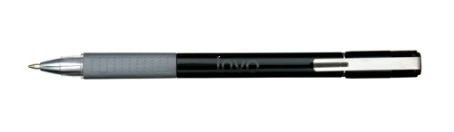 invo Trian Gel Pen Black GA312800Bk