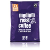 Cafe Direct Medium Roast Filter Coffee 60g Pack 45