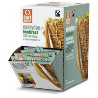 Cafe Direct Handpicked Everyday Tea Tagged in Envelope Pack 300