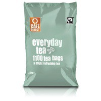 Cafe Direct Handpicked Everyday Tea 1100s
