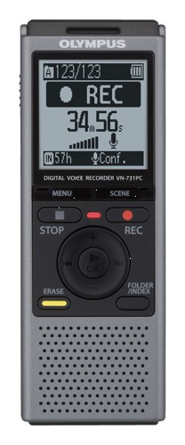 Olympus VN-731 2GB Voice Recorder