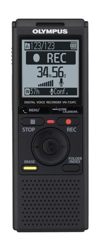 Olympus VN-733 4GB Voice Recorder