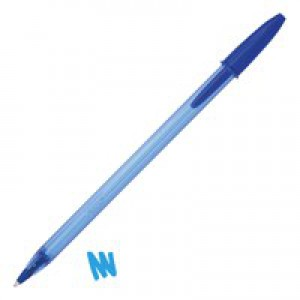 BIC Cristal Soft Ball Pen Blue 918519