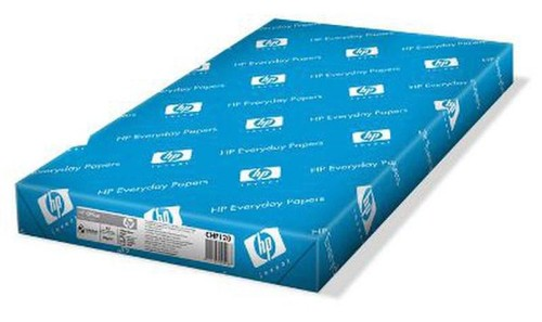 HP Office Paper 500 Sheets per Ream 80gsm A3 White 1 Ream Code CHP120