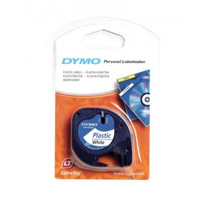 Dymo 12267 Black on Clear Tape Code S0721530