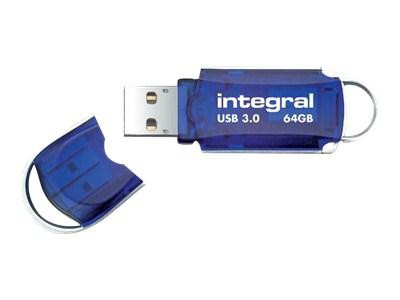 Integral Courier USB3.0 Drive 64GB