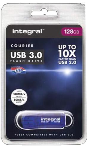 Integral Courier USB3.0Drive 128GB