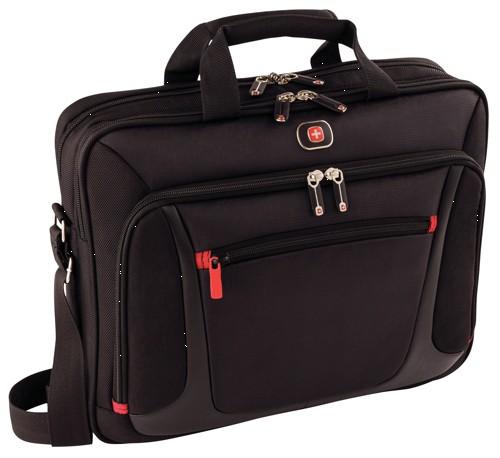 WengerSensor 15in L/Top Briefcase