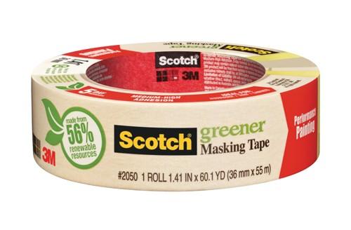 Scotch Greener Masking Tape 36mmx50m