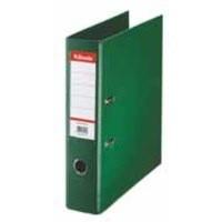 Esselte PVC Lever Arch File 70mm A4 Green