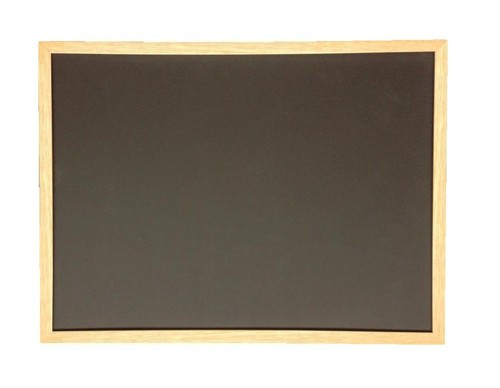 5 Star Chalk Board 400x600mm