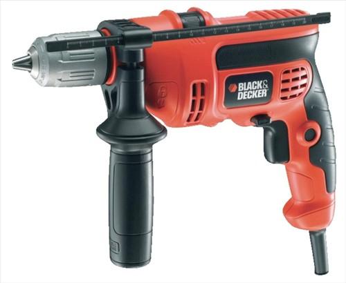 Black & Decker 240V 600W Variable Speed Hammer Drill KR604CRESK