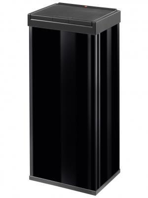 Hailo Big Box 60 Litre Large Capacity Touch Bin Black