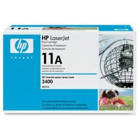 Hewlett Packard [HP] No. 11A Laser Toner Cartridge Page Life 6000pp Black Ref Q6511A