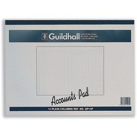 Image for Guildhall Account Pad 14-Clmn Cash GP14