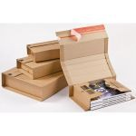 Jiffy Box 51 CP020.01 ID 147x126x55mm Ext 198x135x63mm 20/Pack