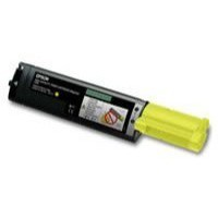 Epson S050187 Laser Toner Cartridge High Capacity Page Life 4000pp Yellow Ref C13S050187