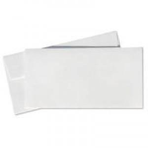 Conqueror Wove H/White DL Envelope Pk500