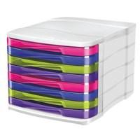 CEP Happy 8 Drawer Unit Multicoloured